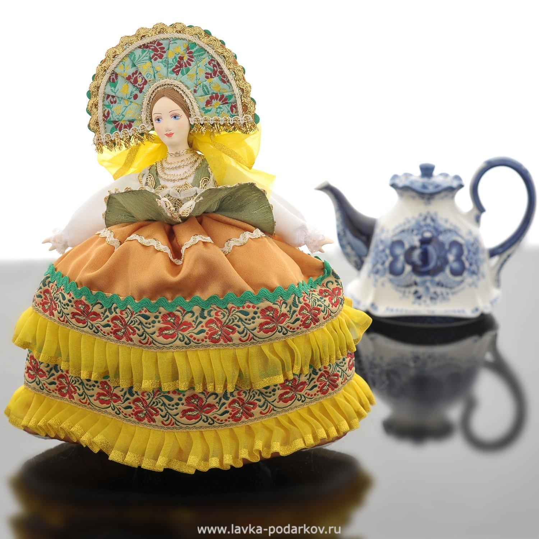 Кукла на чайник картинки